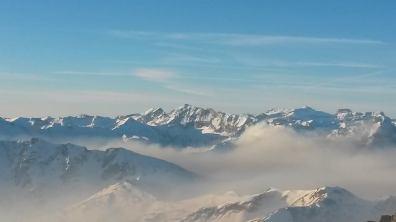 Munia et Mont Perdu de plus près