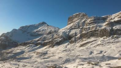 Mont Perdu et Cylindre