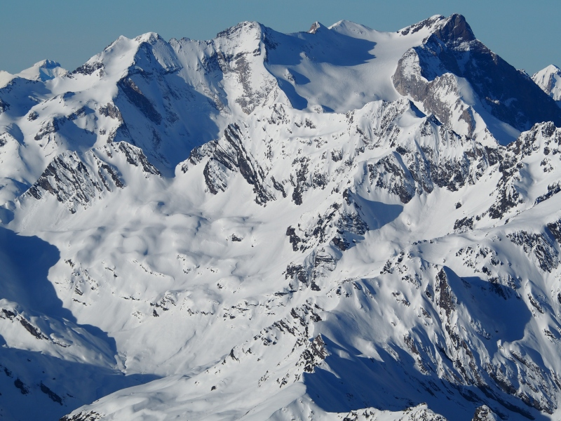 Zoom Face NE Tapou vers Petit Vignemale.JPG